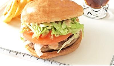 フランクリン・アベニューのハンバーガー