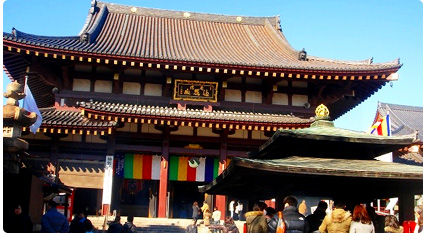川崎お寺1