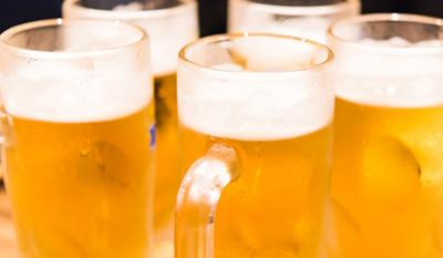 秋はオクトーバフェストで美味しいビールを堪能