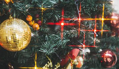 冬は毎年恒例港町ならではのクリスマスマーケット
